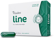 packaging of Vitaslim LINE